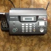 Продаю факс Panasonic