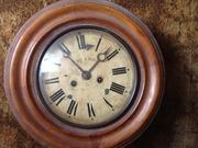 Старинные часы Le roi a Paris