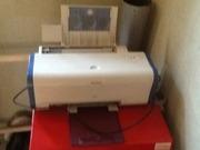 Продаю струйный принтер Canon i320