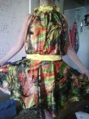 Продаю красивое платье.