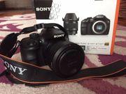 Продам цифровой фотоаппарат Sony Alpha 3500