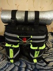 Велобаул КУПИТЬ|велосумка|велочехол|cумка на багажник лучшие  цены!