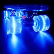 Скейтборд/скейт Пенни со светящимися колесами: 5 цветов