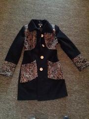 Демисезонное пальто 42-44