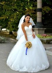 Продаю свадебное платье!!! СРОЧНО