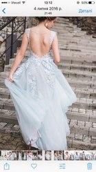 Продам бу Николаев. Выпускное,  свадебное платье