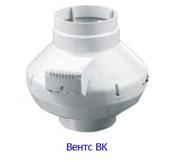 Вентс ВК 100 – канальный вентилятор