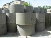 Канализационные кольца бетонные