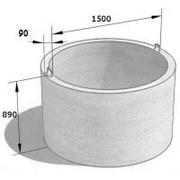 Колодезные бетонные кольца кс 15-9 купить