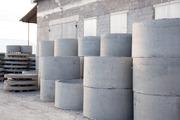 Кольца бетонные армированные купить