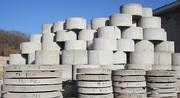 Кольца,  крышки,  днища бетонные для колодцев цена
