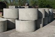 Жби кольца канализационные доставка,  установка