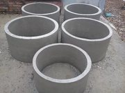 Производство бетонных колец для колодцев