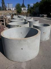 Бетонные кольца для колодца доставка,  монтаж