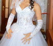 Свадебное платье николаев