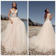 Продам итальянское свадебное платье LANESTA QUARTZ б/у (коллекция 2017