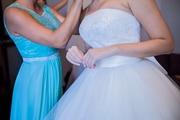 Свадебное платье Маргарет перл