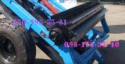 В наявності КЗК-6-04 Каток подрібнювач пожнівих залишків,  водоналивний