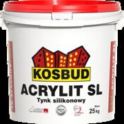 Силиконовая штукатурка ACRYLIT-SL барашек