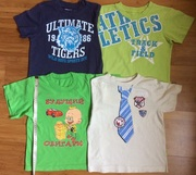 Продам футболки детские размер 104-110