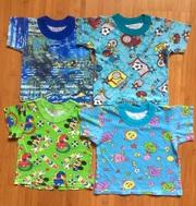 Продам футболки размер 80-86 для мальчика