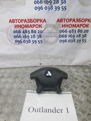 MN100478HA Mitsubishi подушка безопасности,  водительская,  airbag
