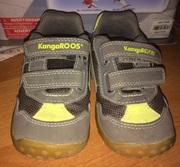 Продам детские кроссовки,  слипоны,  мокасины KangaROOS -22 размера