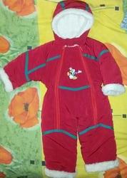 Продам зимний комбинезон детский Alex Junis