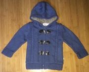 Продам куртку,  пуловер,  кофту,  Свитер,  Джемпер на молнии рост 104-110