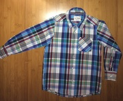 Рубашка Est.1989 Finest Quality для мальчика 6-9 лет