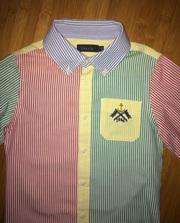 Рубашка IMPERIAL YACHT CLUB 1846 (Faberlic) для мальчика размер 116
