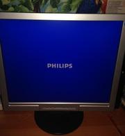 Продам ЖК-монитор 190S8FS/00   Philips.