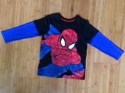 Продам футболку Bonprix Spider-Man,  с пауком размер 98-110