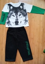 Продам костюм Bonprix: футболка и брючки размер 98-104