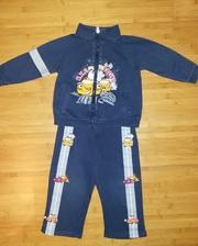 Продам костюм Bonprix теплый для ребенка