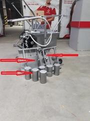Шлакоблочный станок «НВС-3х1»