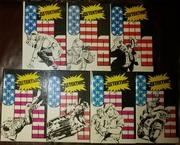 Книги: Детектив США,  7 томов. Новые.