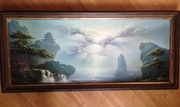 Продам: картина с объемными рельефными элементами