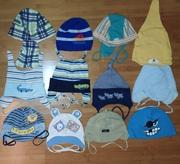 продам панамки,  шапки. банданы детские на  1-5 лет