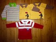 Продам футболку Bonprix для мальчика (с длинным рукавом) разм.104-110