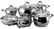 Набор посуды Stella 69020 14 предметов